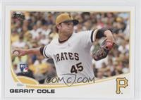 Gerrit Cole (Yellow Hat, Horizontal)