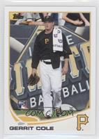 Gerrit Cole (Black Jacket, Vertical)