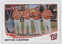 Bryce Harper (NL Home Run Derby Participants)