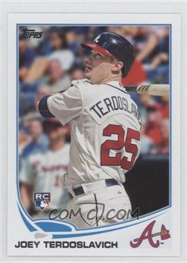 2013 Topps Update Series - [Base] #US45 - Joey Terdoslavich