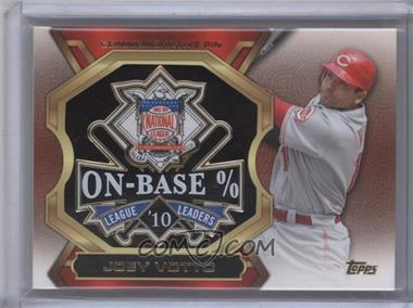 2013 Topps Update Series - League Leaders Pins #LLP-JV - Joey Votto