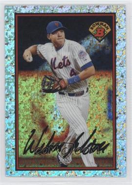 2014 Bowman - 1989 Bowman is Back - Silver Diamond Refractor #89BIB-WF - Wilmer Flores