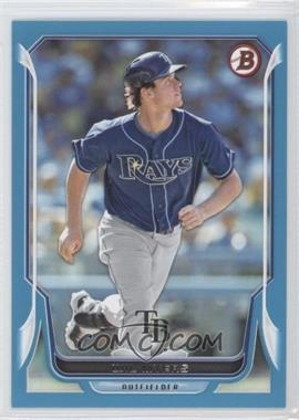 2014 Bowman - [Base] - Blue #159 - Wil Myers /500