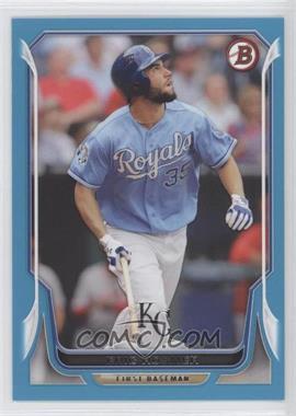 2014 Bowman - [Base] - Blue #188 - Eric Hosmer /500