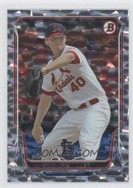 2014 Bowman - [Base] - Silver Ice #169 - Shelby Miller