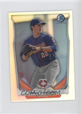 2014 Bowman - Bowman Scout Top 5 Prospects Mini Chrome Refractors #BM-MT4 - Kohl Stewart