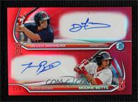 Deven Marrero, Mookie Betts #/5