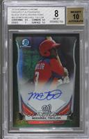 Michael Taylor [BGS 8 NM‑MT] #10/15