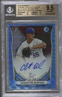 Christian Binford [BGS 9.5 GEM MINT] #/50