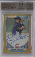 Pierce Johnson [BGS 9.5 GEM MINT] #15/50