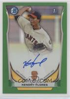 Kendry Flores #/75