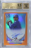 Franklin Barreto /25 [BGS 9.5]