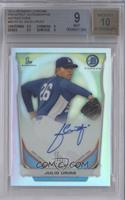 Julio Urias [BGS 9 MINT] #/500