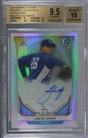 Julio Urias [BGS 9.5 GEM MINT] #/500