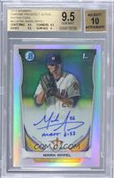 Mark Appel [BGS 9.5 GEM MINT] #12/500