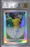 Ryon Healy [BGS9MINT] #/500
