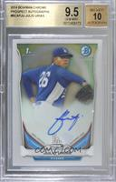 Julio Urias [BGS 9.5 GEM MINT]