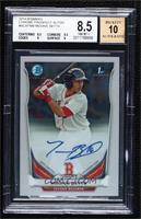 Mookie Betts [BGS 8.5 NM‑MT+]