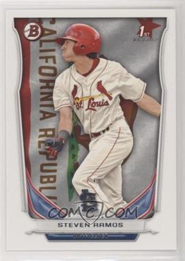 2014 Bowman - Prospects - Hometown #BP102 - Steven Ramos