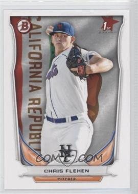 2014 Bowman - Prospects - Hometown #BP22 - Chris Flexen