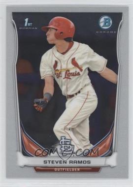2014 Bowman - Prospects Chrome #BCP102 - Steven Ramos