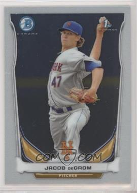 2014 Bowman - Prospects Chrome #BCP73 - Jacob deGrom