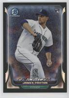 James Paxton #/35