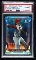 Matt Carpenter [PSA 10 GEM MT] #/99