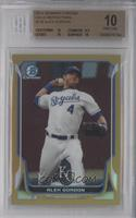Alex Gordon /50 [BGS 10 PRISTINE]