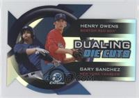 Henry Owens, Gary Sanchez