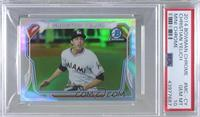 Christian Yelich [PSA 10 GEM MT]