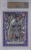 Michael Gettys [BGS 9.5 GEM MINT] #48/99