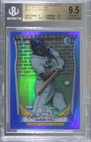 Derek Hill [BGS 9.5 GEM MINT] #/399