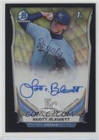 Scott Blewett #/15