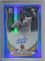 Michael Conforto (Issued in 2015 Bowman Chrome) #/150