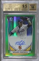 Michael Conforto (Issued in 2015 Bowman Chrome) /99 [BGS9.5]