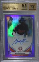 Nick Gordon [BGS 9.5 GEM MINT] #1/10