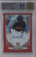 Nick Gordon /5 [BGS 8.5 NM‑MT+]