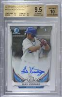 Alex Verdugo [BGS 9.5 GEM MINT]