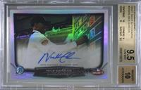 Nick Gordon [BGS 9.5 GEM MINT] #/15