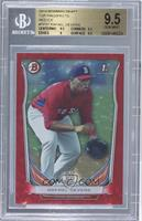 Rafael Devers [BGS 9.5 GEM MINT] #/150