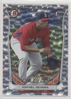 2014 Bowman Draft Picks & Prospects - Top Prospects - Silver Ice #TP-37 - Rafael Devers