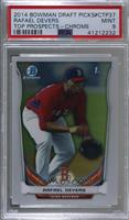 Rafael Devers [PSA 9 MINT]