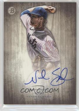 2014 Bowman Inception - Prospect Autographs #PA-NS - Noah Syndergaard