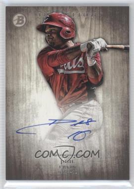 2014 Bowman Inception - Prospect Autographs #PA-PE - Phil Ervin