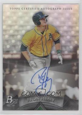 2014 Bowman Platinum - Autographed Prospects #AP-RHE - Ryon Healy