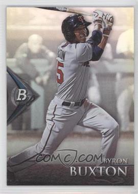2014 Bowman Platinum - Prospects #BPP10 - Byron Buxton