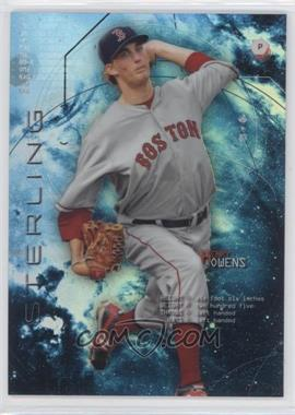 2014 Bowman Sterling - Prospects - Blue Refractor #BSP-31 - Henry Owens /25