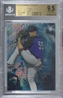 Jon Gray [BGS 9.5 GEM MINT] #/25