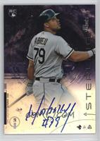 Jose Abreu Cuban 1b Dh All Baseball Cards